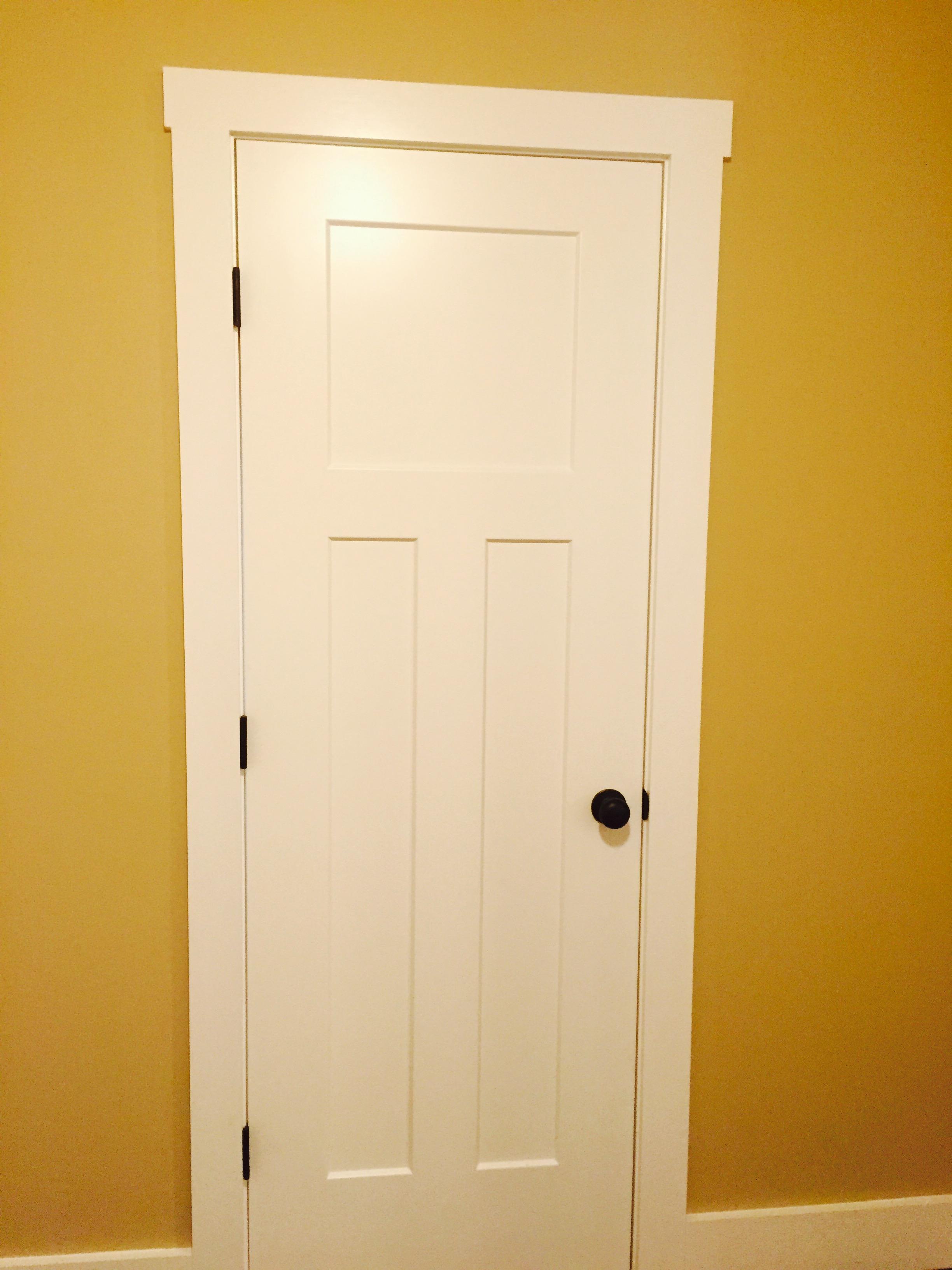Craftsman doors