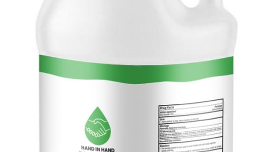 Gallon Hand Sanitizer