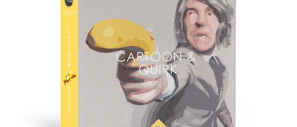 Cartoon & Quirk