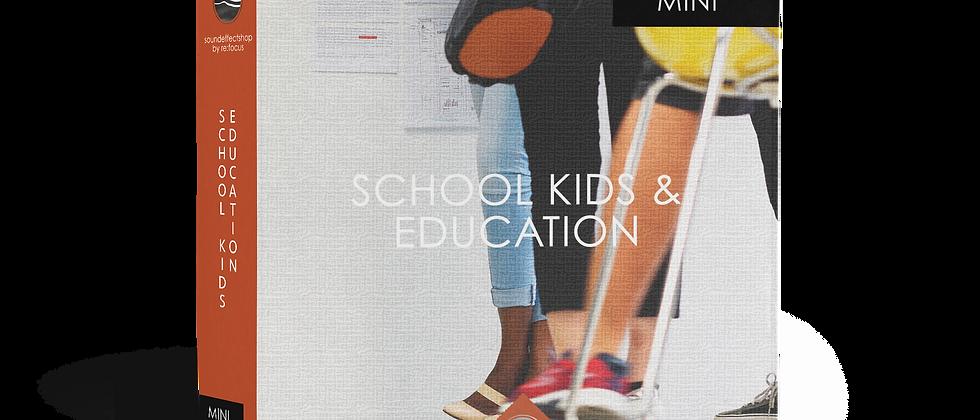 Mini - Schoolkids & Education