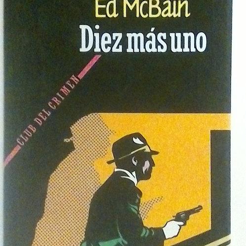 Diez más uno (Ed McBain)
