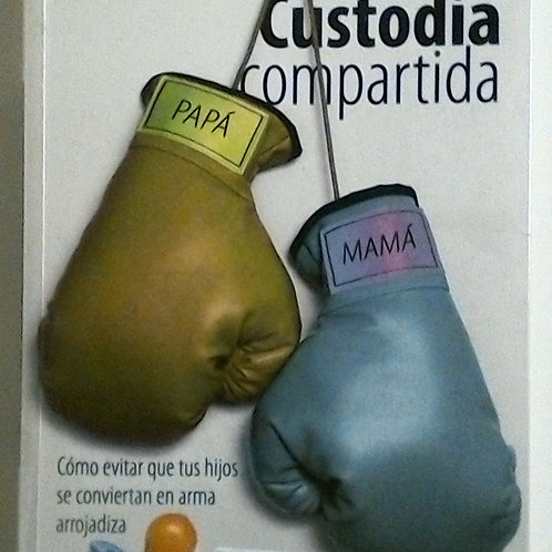 Custodia compartida (Magda Bandera)