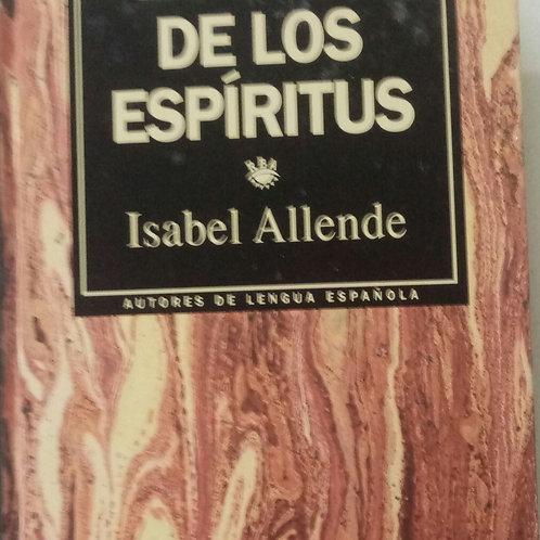 La casa de los espíritus ( Isabel Allende)