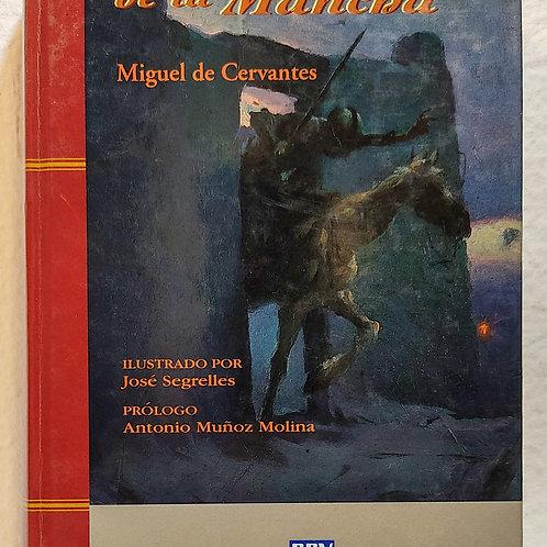 Don quijote de la mancha (Miguel de Cervantes)