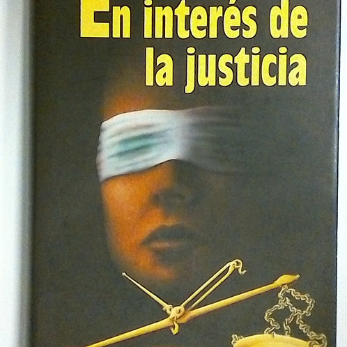 En interés de la justicia (Nncy Taylor Rosenberg)