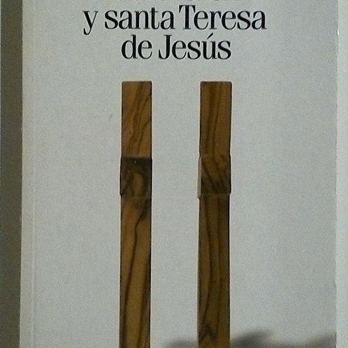 San Juan de la Cruz y Santa Teresa de Jesús