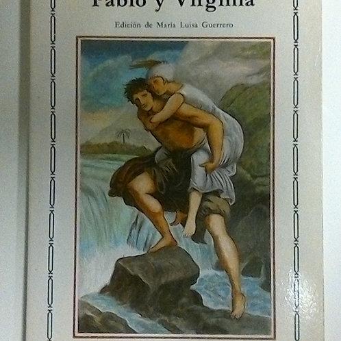 Pablo y Virginia (Bernardin de Saint-Pierre)