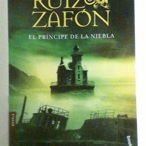El príncipe de laniebla (Carlos Ruiz Zafón)