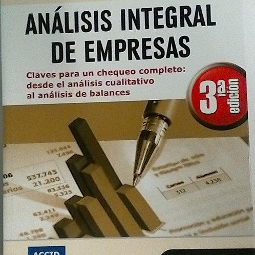 Análisis integral de empresas (Oriol Amat)