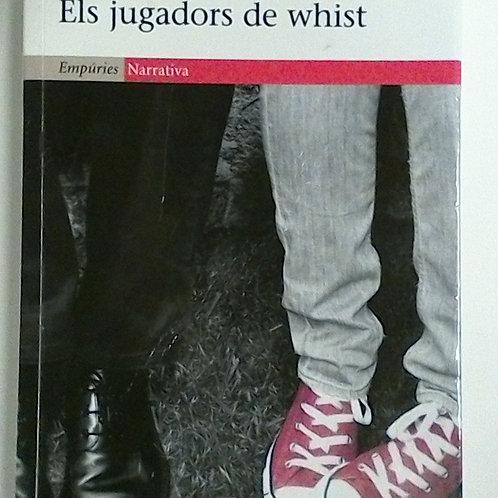 Els jugadors de whist (Vicenç Pagès Jordà)