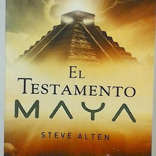 El Testamento Maya (Steve alten)
