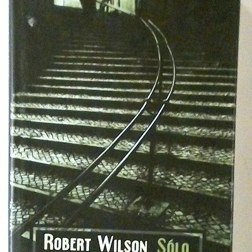 Sólo una muerte en Lisboa ( Robert Wilson)