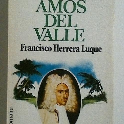Los amos del valle (Francisco Herrera Luque
