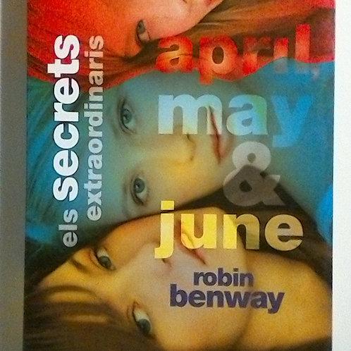 Els secrets extraordinaris (Robin Benway)
