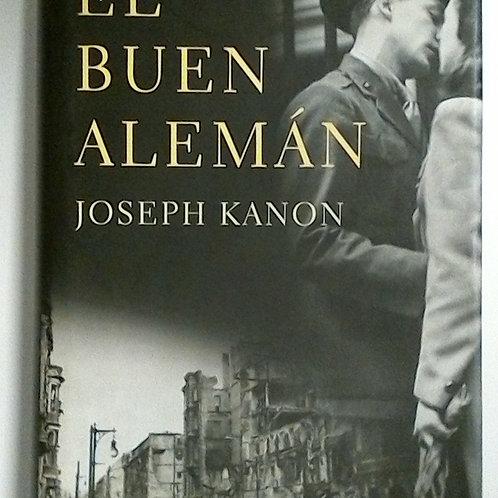 El buen alemán (Joseph Kanon)
