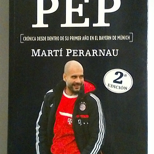 Herr Pep (Martí Perarnau)