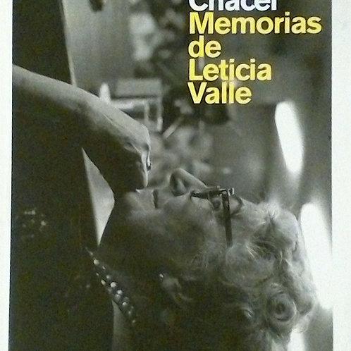 Memorias de Leticia Valle (Rosa Chacel)