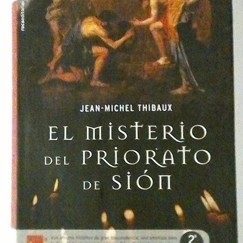 El misterio del priorato de sión ( Jean-Michel aThibaux)