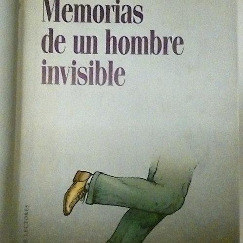 Memorias de un hombre invisible (H.F. Saint)