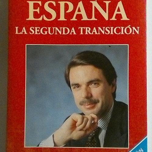 España La segunda transición (José María Azanar)