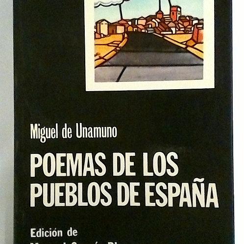 Poemas de los pueblos de España (Miguel de Unamuno)