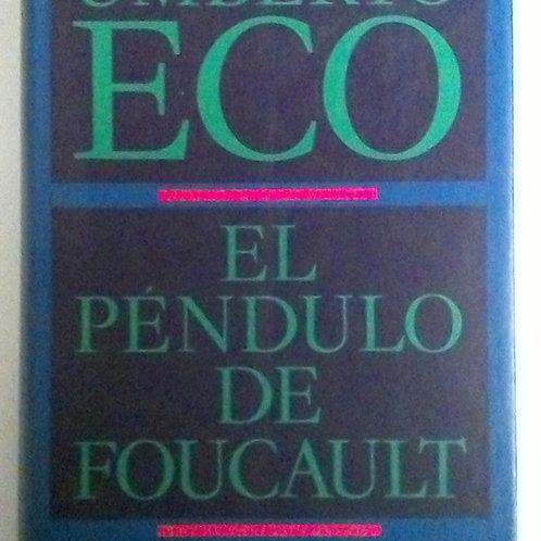 El péndulo de Foucault (Umberto Eco)