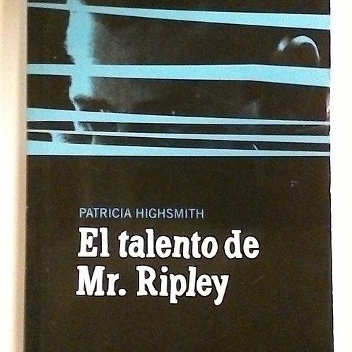 El talento de Mr. Ripley (Patricia Highsmith)
