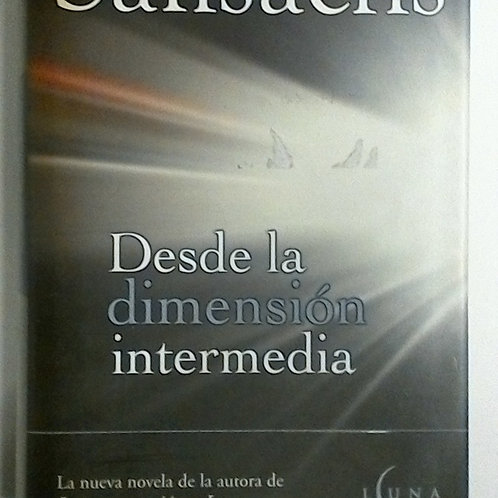 Desde la dimensión intermedia (Mercedes Salisach)