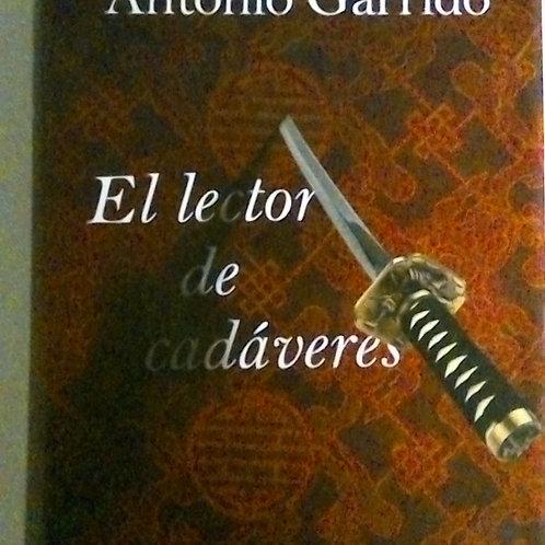 El lector de cadáveres (Antonio Garrido)