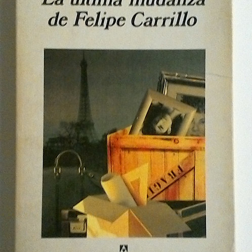 La última mudanza de Felipe Carrillo (Alfredo Bryce Echenique)