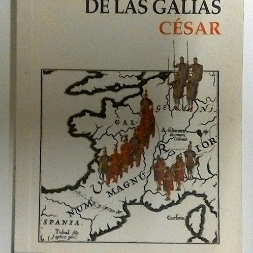 Comentarios a la guerra de las Galias (Alianza Editorial)