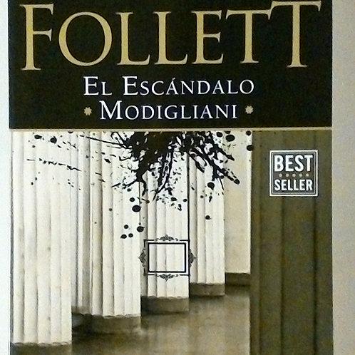 El Escándalo Modigliani (Ken Follett)