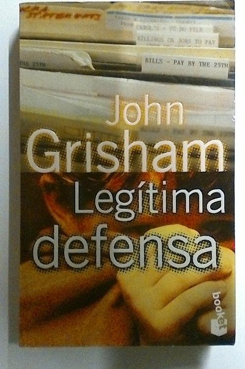 Legítima defensa (John Grisham)