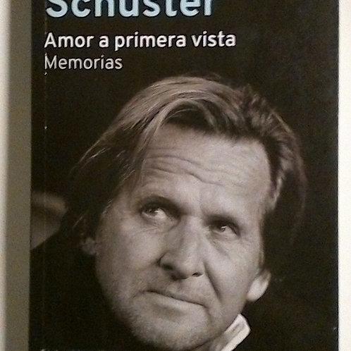 Bernd Schuster Amor a primera vista (Colaboración de Javier Ares)