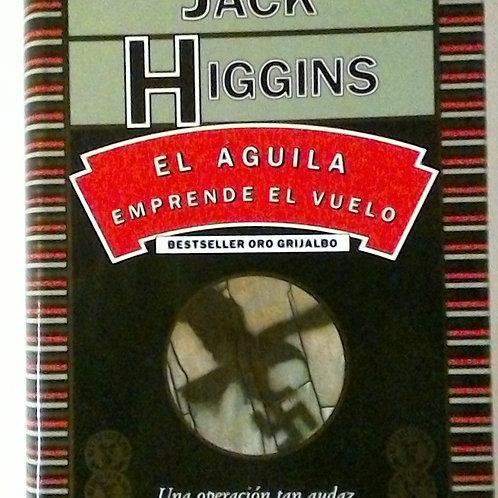 El águila emprende el vuelo (Jack Higgins)