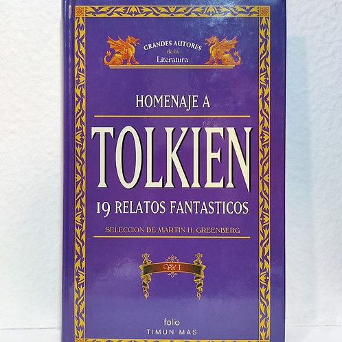 Homenaje a Tolkien. 19 Relatos Fantásticos