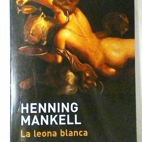 La leona blanca (Henning Mankell)