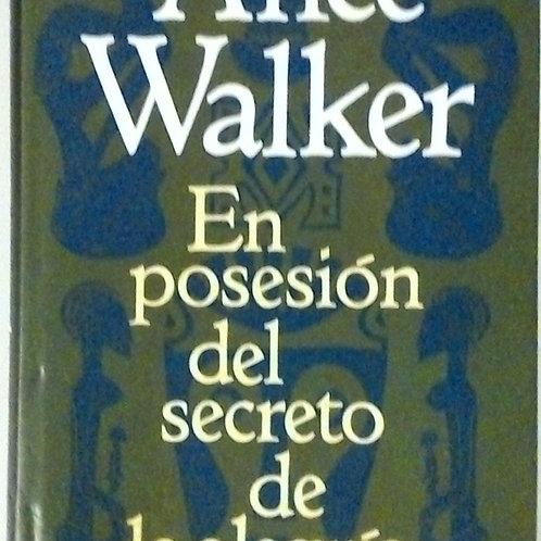 En posesión del secreto de la alegría (Alice Walker)