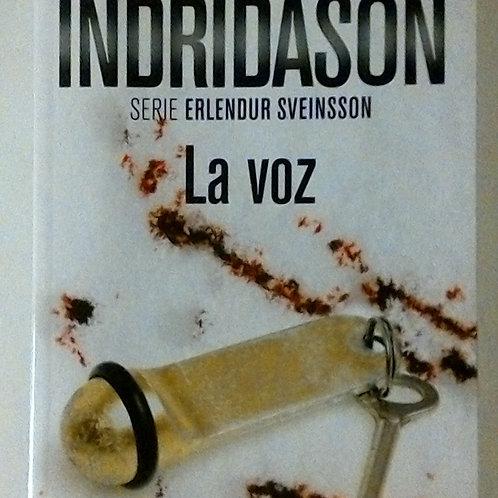 La Voz (Arnaldur Indridason)
