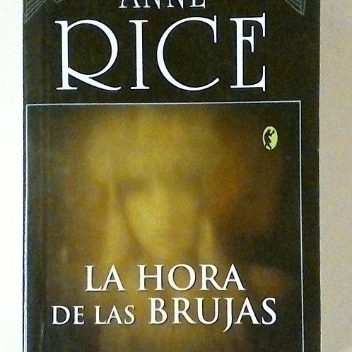 La Hora de la Brujas (Anne Rice)