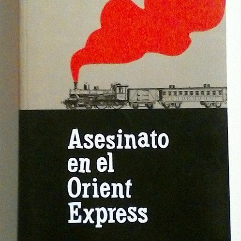 Asesinato en el Orient Exprex (Agatha Christie)