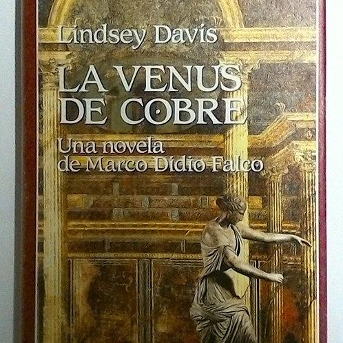 La venus de cobre (Lindsey Davis)
