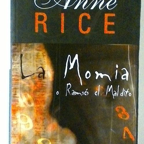 Momia o Ramsés el Maldito (Anne Rice)