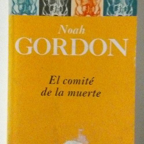 El comité de la muerte  (Noah Gordon)