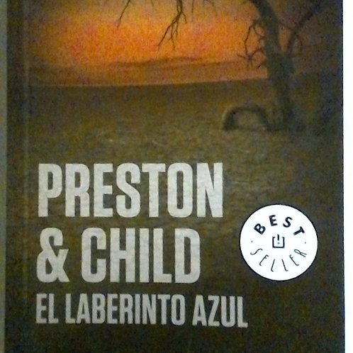 El laberinto azul (Preston &Child)