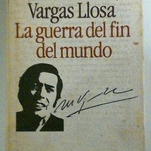 La Guerra del fin del mundo (Mario Vargas Llosa)