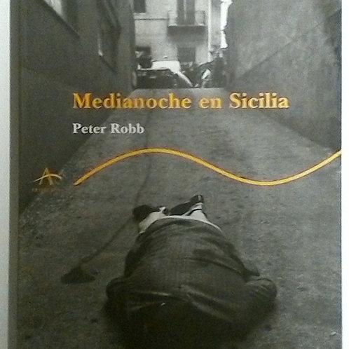 Medianoche en sicilia (Peter Robb)