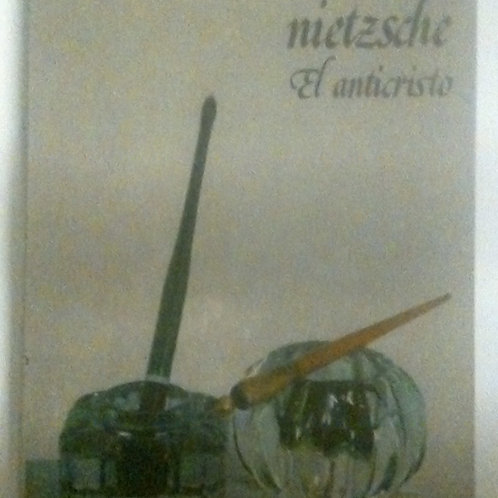 El Anticristo (Federico Nietzsche)
