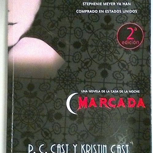 Marcada (P.C. Cast y Kristin Cast)