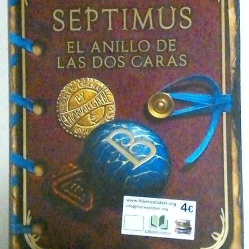 Septimus el anillo de dos caras (Angie Sage)